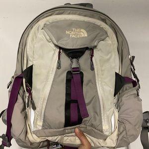 North face backpack - waterproof